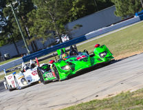 12 horas de Sebring Fotos de Stock Royalty Free