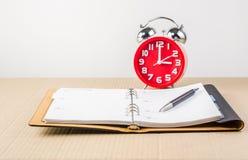 Horas de trabajo Fotografía de archivo libre de regalías