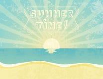Horas de verão Fotos de Stock