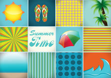 Horas de verão Fotos de Stock Royalty Free
