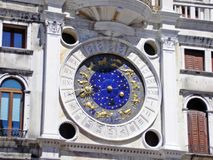 Horas do zodíaco Imagem de Stock
