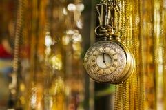 Horas nacreous antigas Imagens de Stock