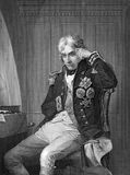 Horatio Nelson, 1st Viscount Nelson Stock Image