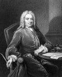 Horatio Walpole, 1st Baron Walpole zdjęcie royalty free