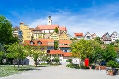 Horb Tyskland Arkivbild