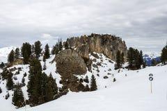 Horberg mountain in Austria, 2015 Royalty Free Stock Photos