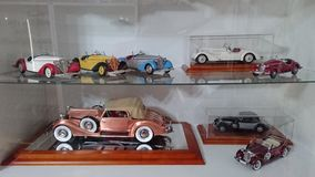 Horch, Audi and Wanderer display Stock Photo