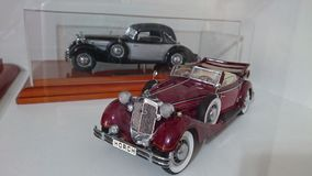 Horch 853 Cabrio Stock Photo