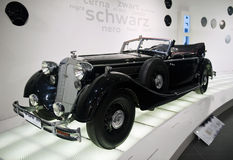 Horch Model 951 Stock Image
