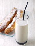 Horchata & Fartons Stock Image