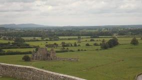 Hore修道院在爱尔兰草甸 股票录像