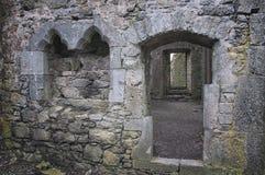 Hore修道院在Cashel 免版税图库摄影