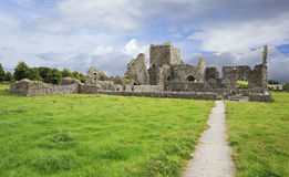 Hore Abbey Royaltyfria Bilder