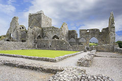 Hore Abbey Royaltyfri Fotografi
