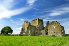 Hore-Abtei, ruiniertes Cistercian Kloster nahe dem Felsen von Cashel, Irland Stockbilder