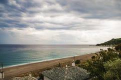 Horefto Beach, Pelion, Greece Stock Photography