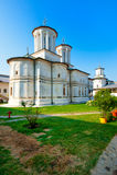Horezu monastery. In Valcea, Romania Stock Photos