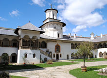Horezu Monastery Stock Photo