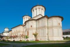 Horezu monastery in Romania Stock Image