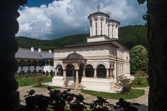 Horezu Monastery, Romania Stock Images