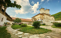 Horezu Orthodox Monastery Royalty Free Stock Images