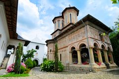 Horezu, Rumänien Stockfotografie