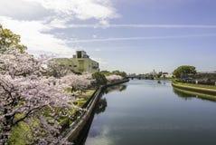 Hori河 免版税库存图片
