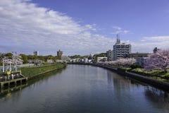 Hori River Royalty-vrije Stock Afbeeldingen