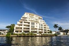 Horisont av Fort Lauderdale Royaltyfria Bilder