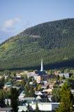 Horisont av Leadville, Colorado Royaltyfri Fotografi
