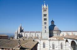 Horisont för Siena ` s Royaltyfri Foto