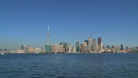 Horisont Toronto, Kanada stock video
