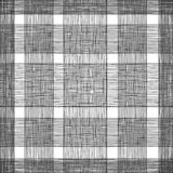 Horisontal- och vertikala svarta linjer stock illustrationer