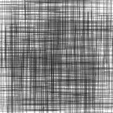 Horisontal- och vertikala svarta linjer på vit bakgrund Arkivfoto