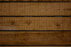 Horisontalbräden wood textur, bakgrund arkivfoto