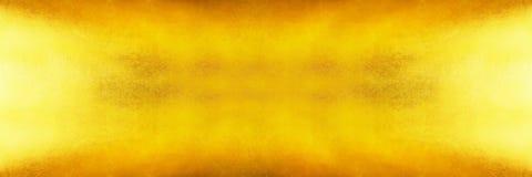 horisontalelegant guld- textur för bakgrund och design Royaltyfri Bild