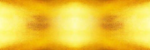 horisontalelegant guld- textur för bakgrund och design Fotografering för Bildbyråer