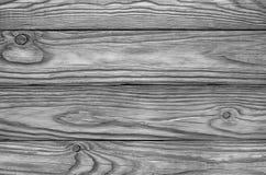 Horisontalsammansättning för gammal trätexturträbakgrund för Arkivbilder