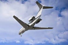 horisontlandning för 4000 hawker Royaltyfri Bild