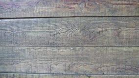 Horisontplankavägg Royaltyfri Fotografi