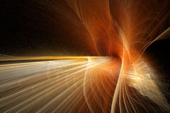 horisontstorm Fotografering för Bildbyråer