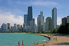 Horizon 3 de Chicago Images stock