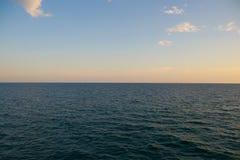 horizon Photo libre de droits