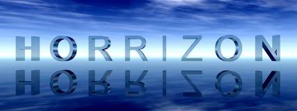 Horizon Royalty Free Stock Image
