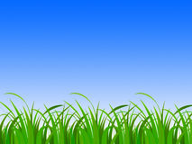 Horizon Background Means Vibrant Nature Or Environment Royalty Free Stock Photography