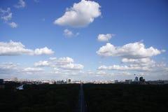 Horizon Berlijn Stock Fotografie
