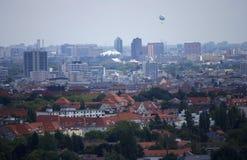 Horizon Berlijn Royalty-vrije Stock Foto's