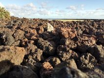 Rocks and sky Royalty Free Stock Images