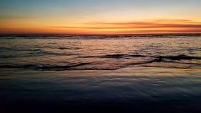 Horizon at Cannon Beach stock photos