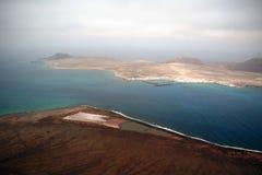 Horizon from the coast Royalty Free Stock Photos